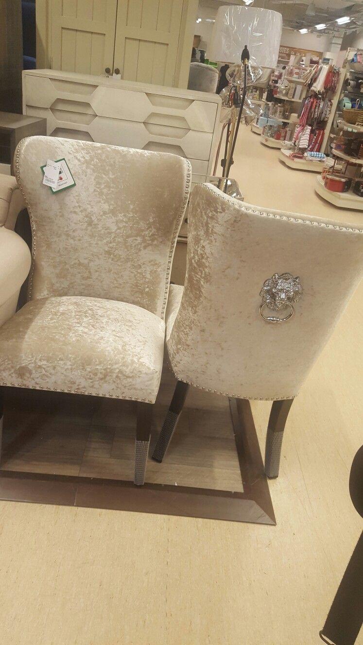 Lion Knocker Dining Chair Wallpaper For Living Room