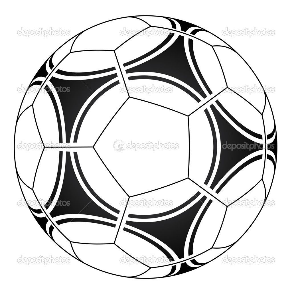 Soccer Ball Illustration For The Web Soccer Nike Soccer Ball Soccer Ball