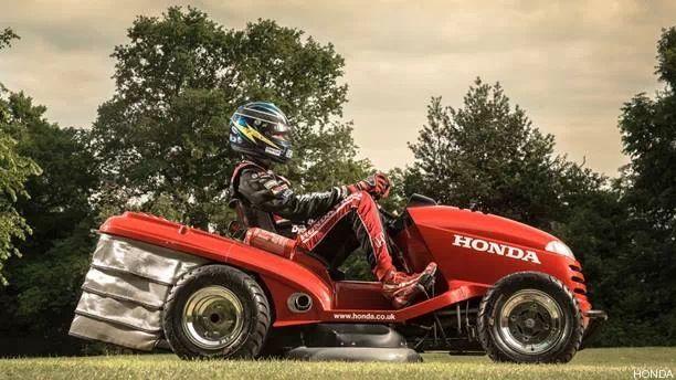 Honda 1000cc Lawn Mower Lawn Mower Lawn Tractor Honda