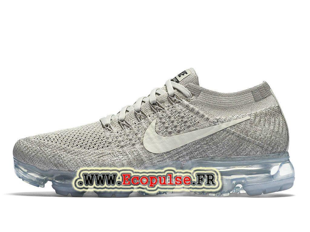 quality design e48a9 c092e Nike Wmns Air VaporMax Officiel - Chaussure de Running Nike Pas Cher Pour  Femme Enfant