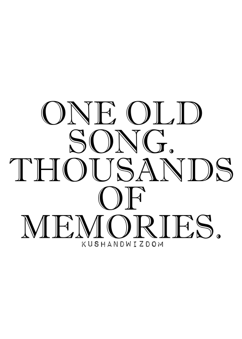 Revisiting One Old Song Brings Back Thousands Of Memories