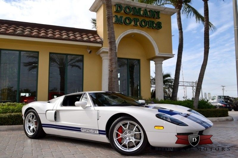 2005 Ford Gt Ford Gt Ford Paint Stripes