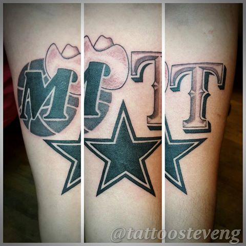 Image Result For Texas Rangers Tattoos Sleeve Texas Texas