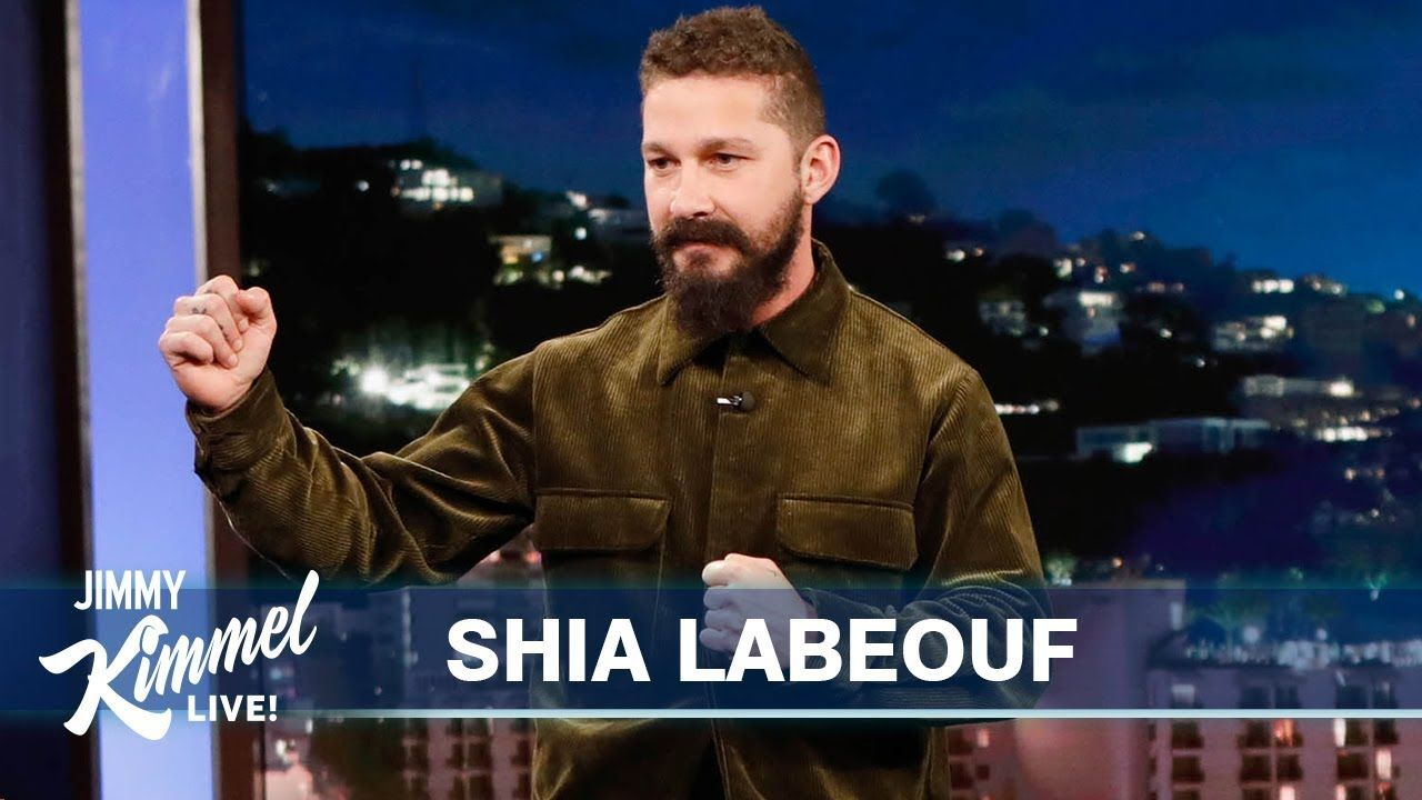 Shia LaBeouf on Playing His Father in Honey Boy, Writing