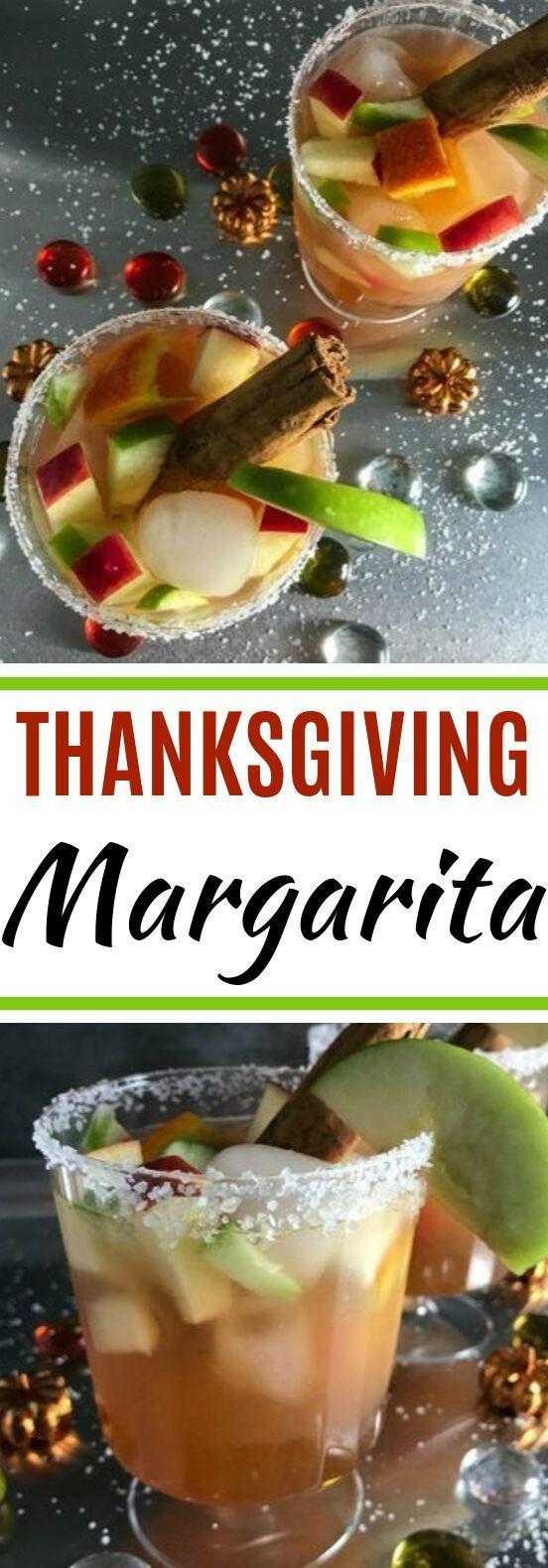 Thanksgiving Margaritas #drinks #alcohol #margarita #cocktails #christmas #thanksgivingdrinksalcohol