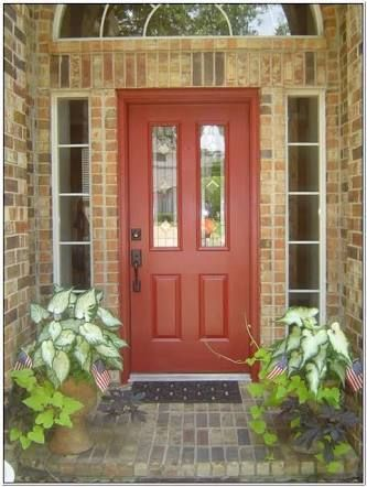 Image Result For Beautiful Exterior Color Scheme Orange Brick