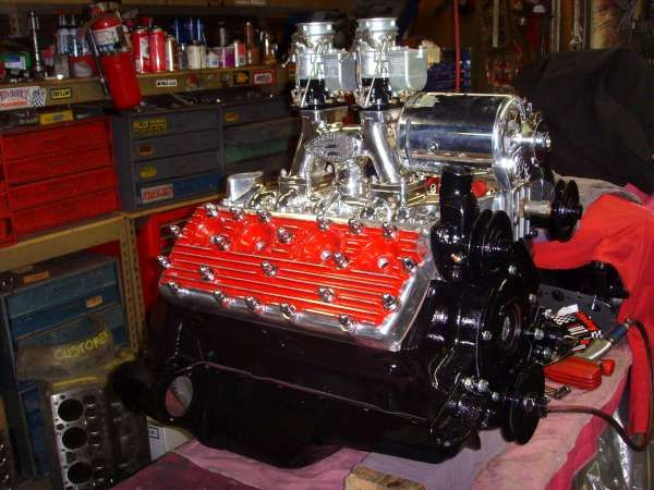 Turn-key Motors/ Crate Engines | Flat Heads | Crate engines
