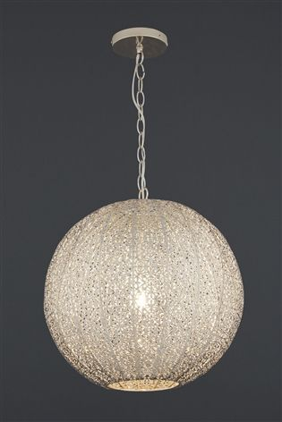 Oriana Large Sphere Pendant From The Next Uk Online