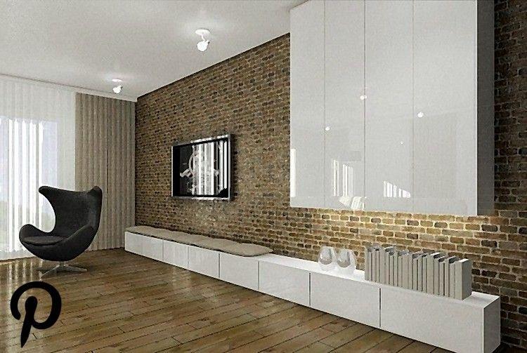 Fernseher An Wand Montieren Die Eleganteste Variante Furs Moderne Wohnzimmer Tv Wand Selber Bauen Wohnzimmer Tv Wand Ideen Wohnzimmer Modern
