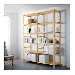 IVAR sistema componibile | Soggiorno - IKEA | libreria | Pinterest ...