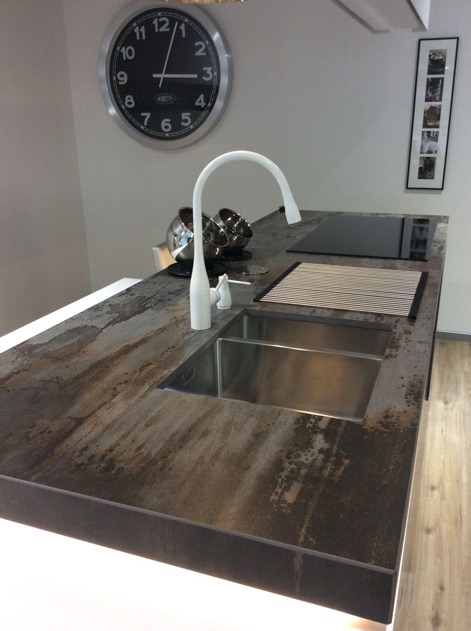 Dekton Trilium Showroom Kitchen Suite Hasseltweg Genk