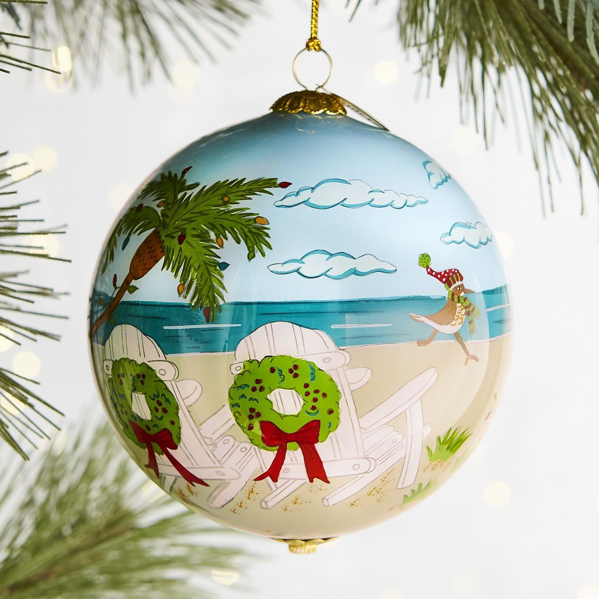 Pier 1 Christmas Ornaments.Pin On Nautical Design