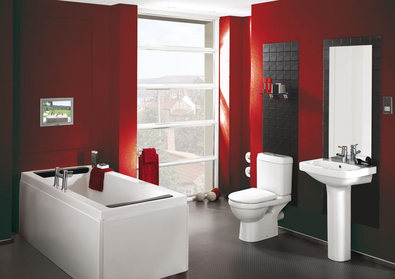 Jacuzzi Republic Novo Suite from Bathroom Village | Future Home ...