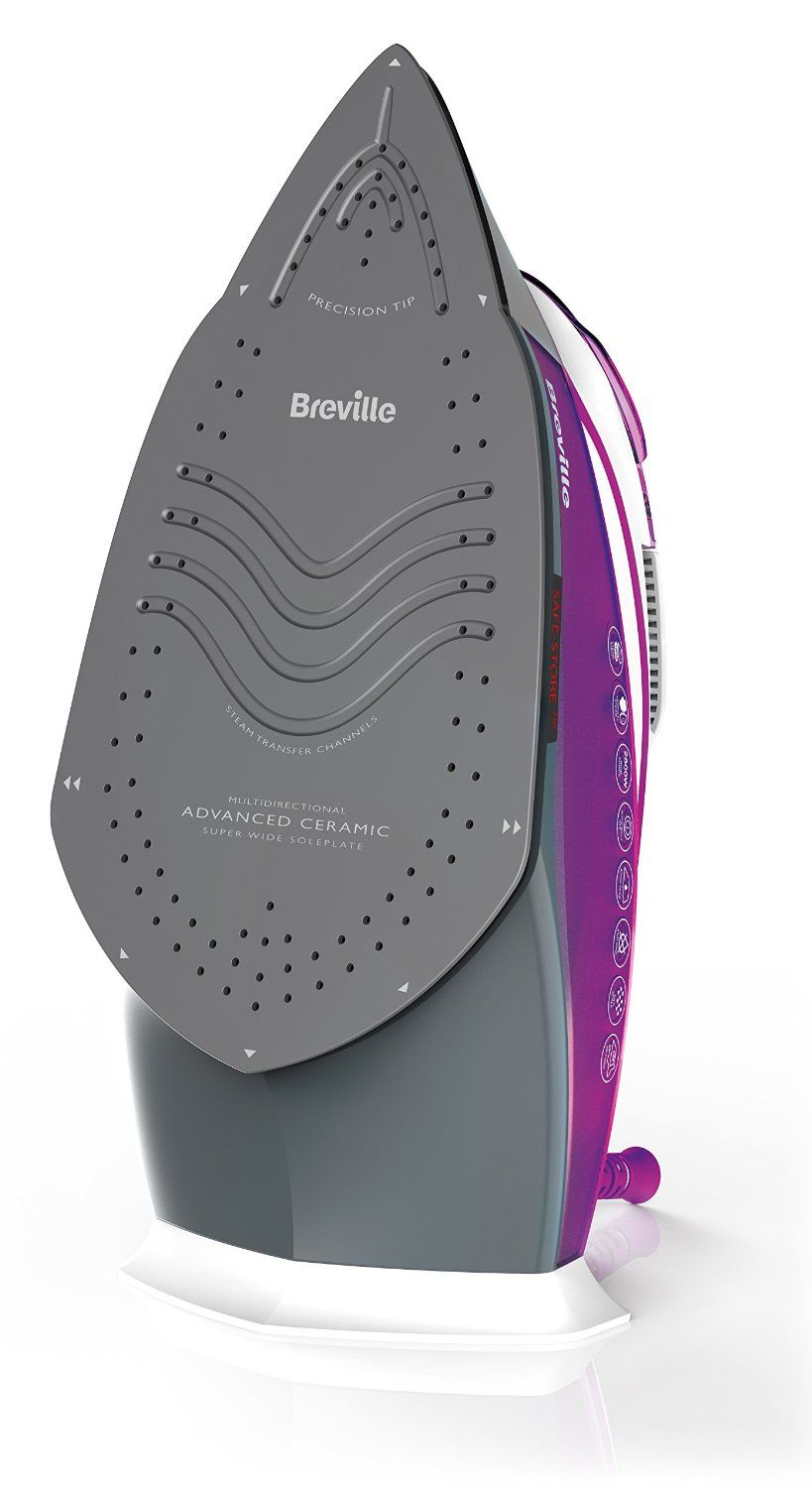 Breville Press Xpress Steam Iron Review – Royalirons.co.uk http://royalirons.co.uk/breville-press-xpress-steam-iron-review/