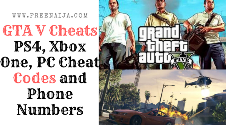 All Gta 5 Cheat Codes Ps4 Ps3 Xbox One Pc And Phone Numbers 1 In 2020 Gta V Cheats Gta Gta 5 Xbox
