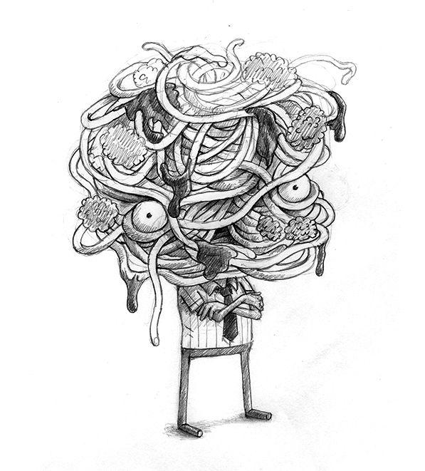 Little Italy - Illustrations on Behance
