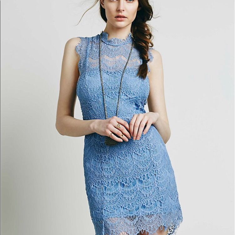 Free People Lace Dress | Free people lace dress and Products