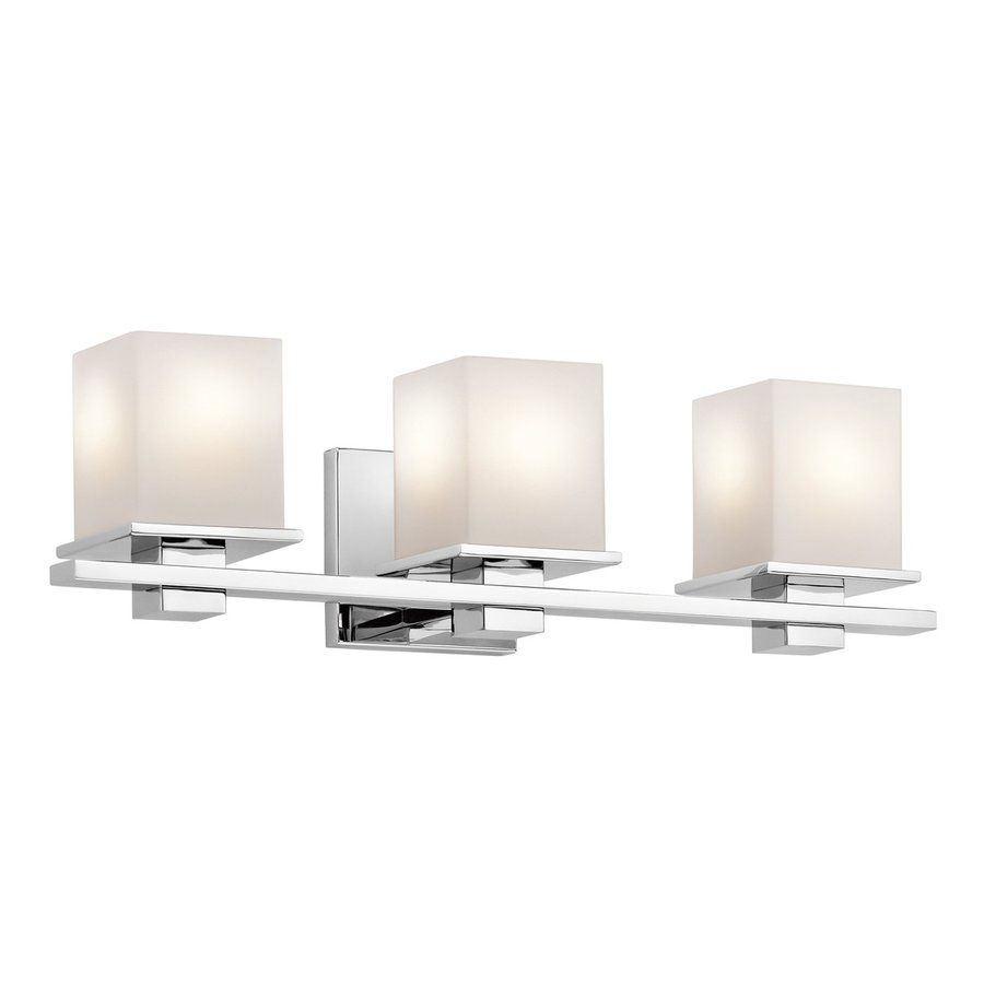 Tully 3 Light 6 5 In Chrome Square Vanity