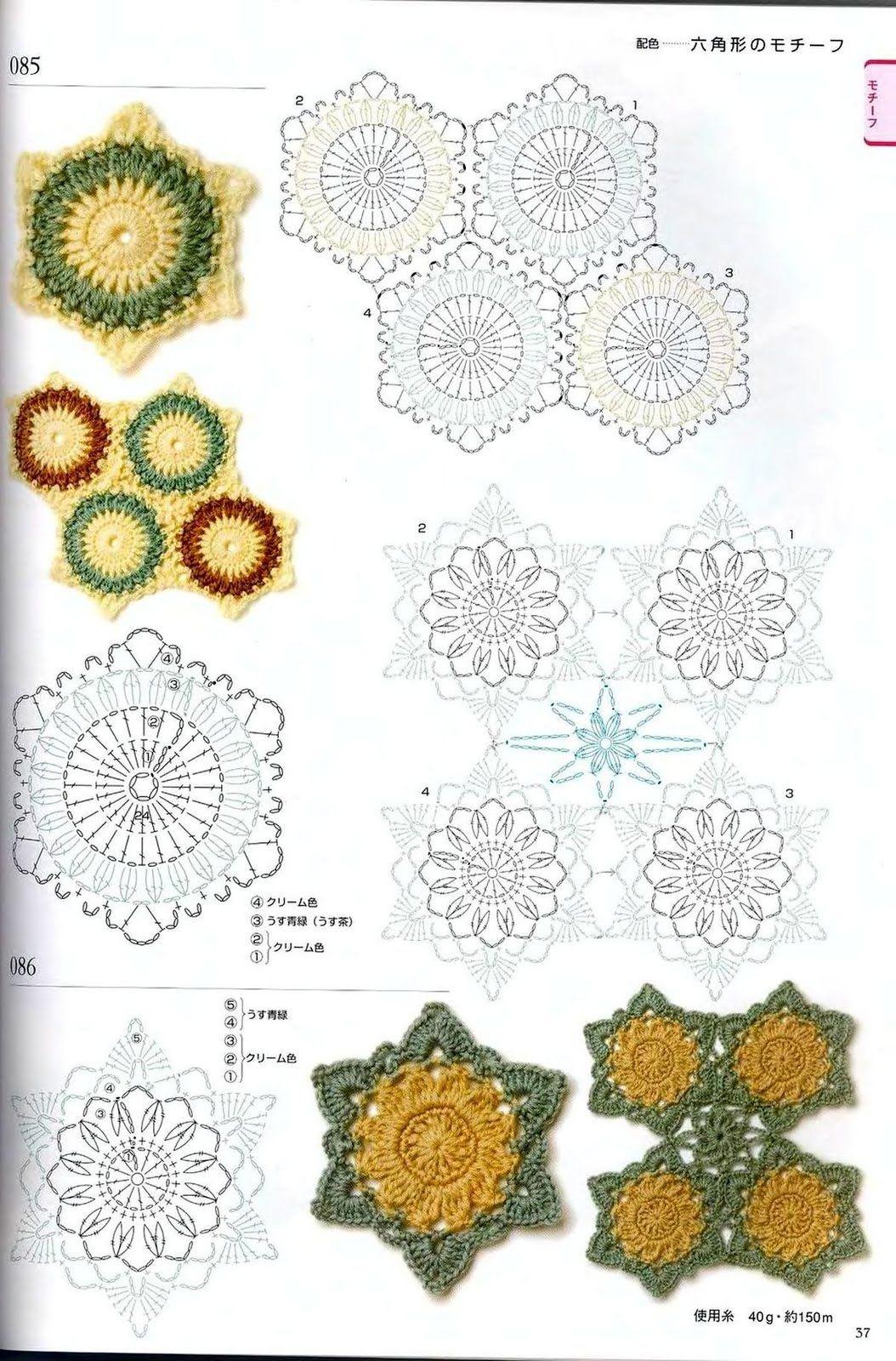 Laczenia | Wzory i schematy | Pinterest
