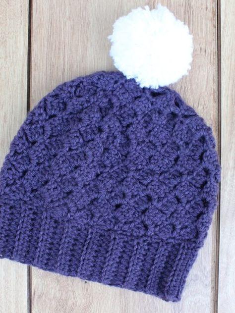 Free Crochet Hat Pattern Crochet For The Head Pinterest Free