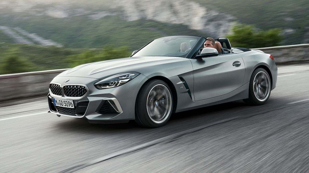 2020 Bmw Z4 M40i Review Against All Odds Bmw Z4 Bmw Z4 Roadster Bmw Car Models