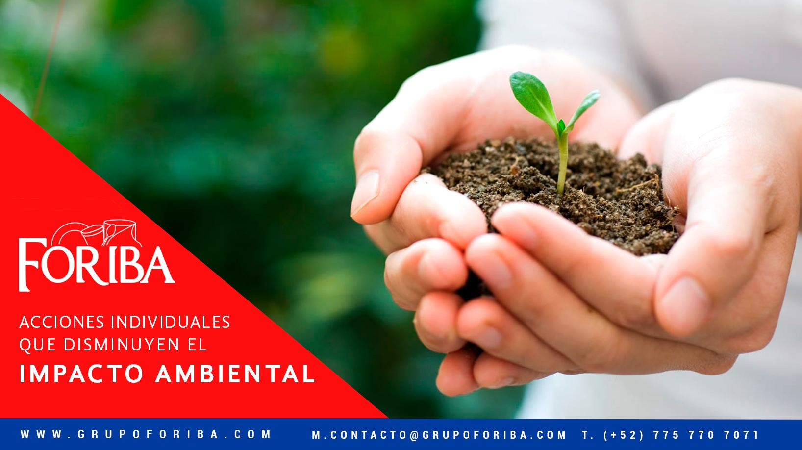 Te compartimos algunos acciones que ayudan a reducir el impacto de la contaminación en tu vida cotidiana.