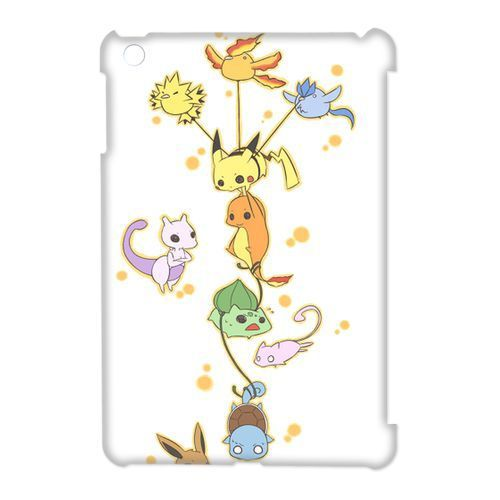 Free shipping Generic Cell Phone Case For Ipad Mini 2 Covers Pokemon Personalized Case US $11.99 - 13.99
