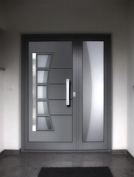Puertas Principales Modernas