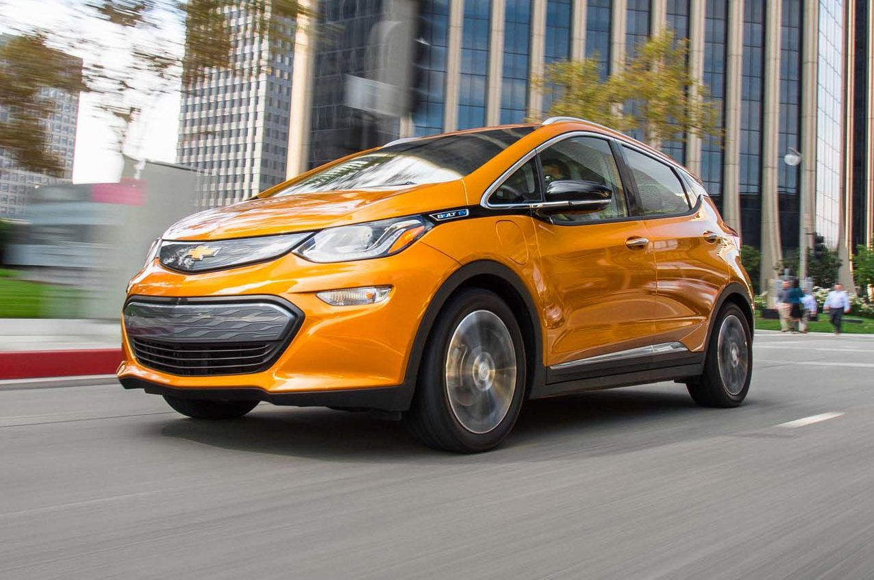 The Chevrolet Bolt Ev Is The 2017 Motor Trend Car Of The Year Discover What Impressed Us About The Electric Car Right Here Chevrolet Electric Cars Car