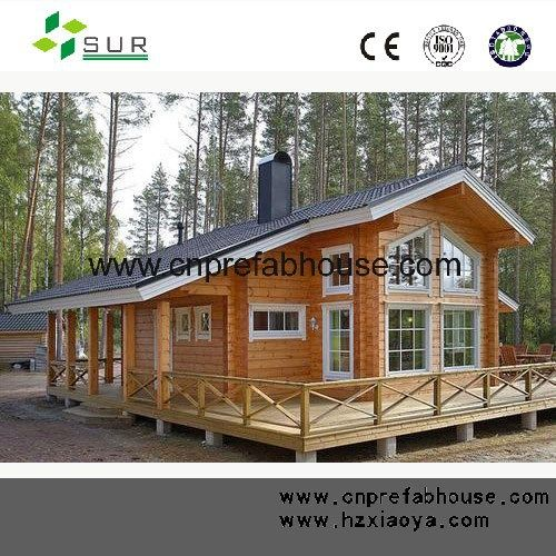 Good Source Hot Sale Fast Build Wooden House, Log Homes, Timber Cabins, Leisure  Huts On M.alibaba.com