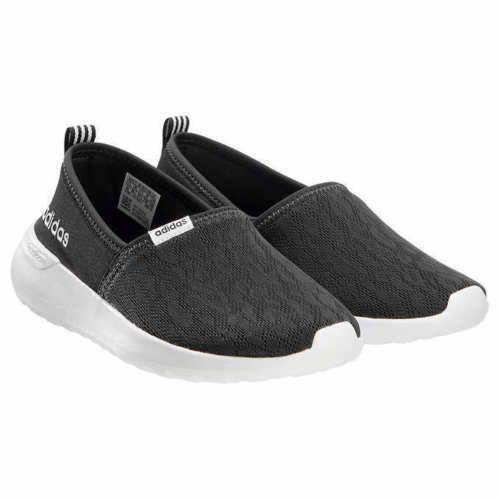 875f54a2309c2a NEW Adidas Neo Women s Ladies Cloudfoam Lite Racer Slip Running Shoes Black  Navy