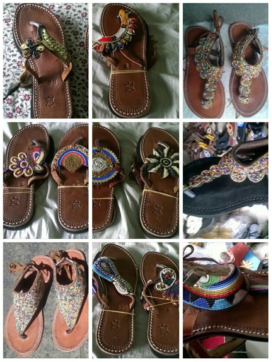 Kenyan Sandals And Slippers On Sale
