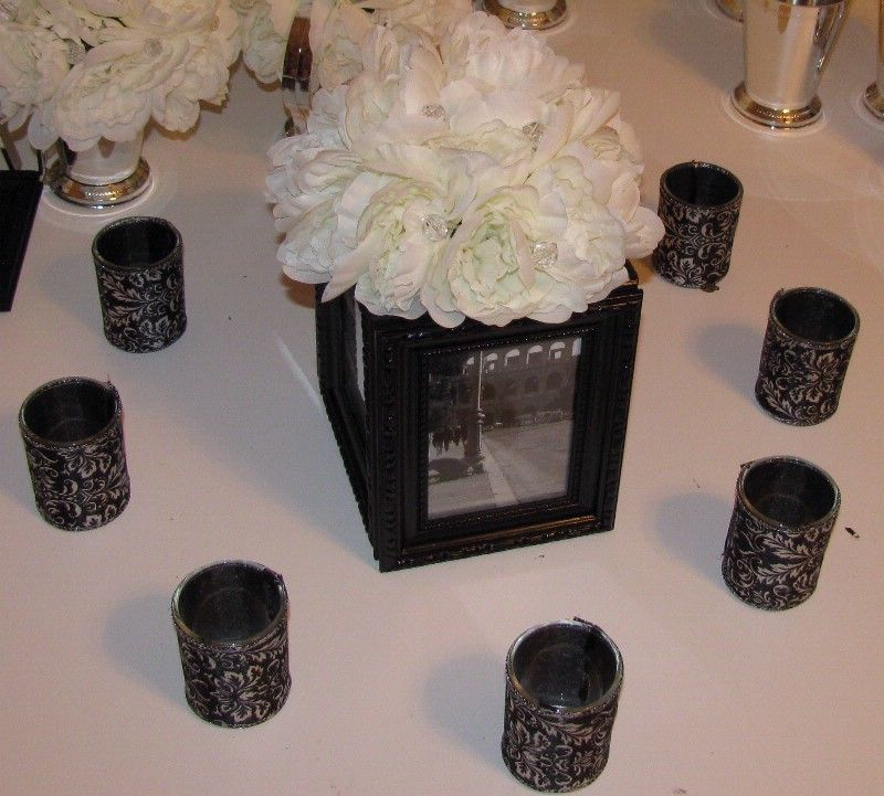 picture frame centerpiece diy pinterest results