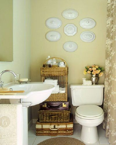 Decoration wc – 10 Idées deco wc moderne | Small bathroom and House