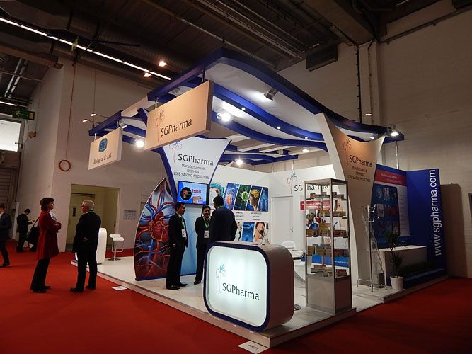 Exhibition Stand Builders In Germany : Triumfo international provides custom stand in germany custom