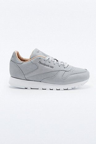 separation shoes b3cdc e3749 Reebok Classic Premium Grey Trainers | Shoes | Grey trainers ...