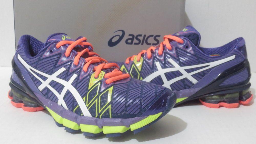 Asics Gel Kinsei 5 Wmns Running Sneakers T3e9y 6001 Ultra Wht