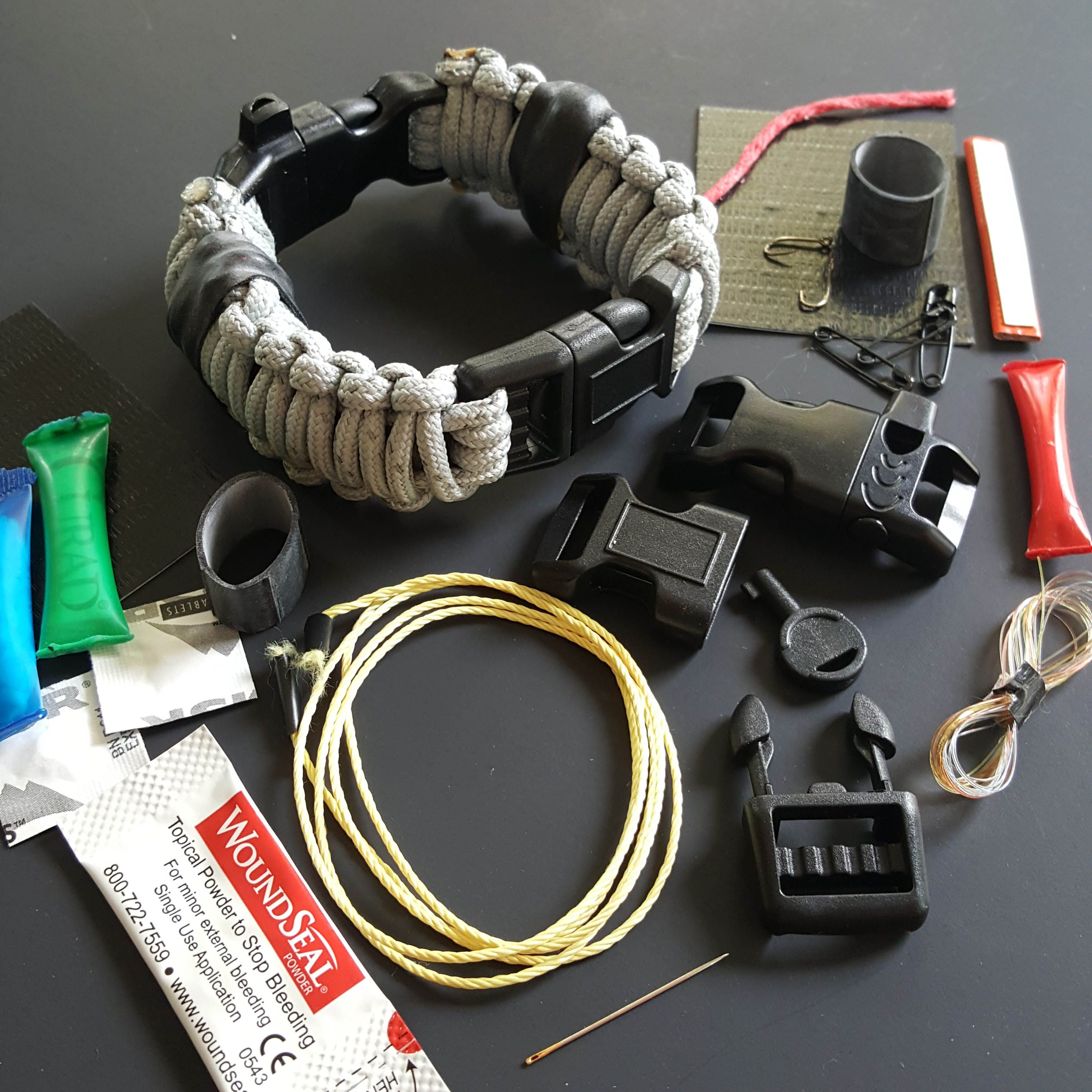 Use Code Equip2survive To Get A Free Kevlar Saw The Best