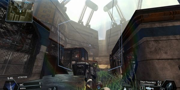 Wot I Think  Titanfall - Titanfall is a first-person shooter with a story but no singleplayer mode. That means that if you play its nine campaign maps through, no NPC ever calls you by name as they remind