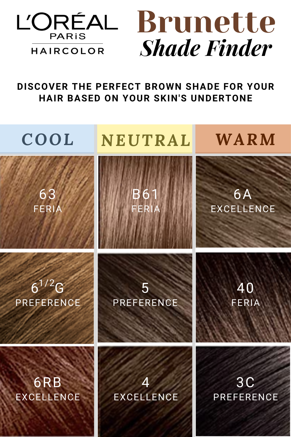 How To Choose The Best Hair Color For You In 2020 Brown Hair Color Shades Hair Color For Tan Skin Hair Color