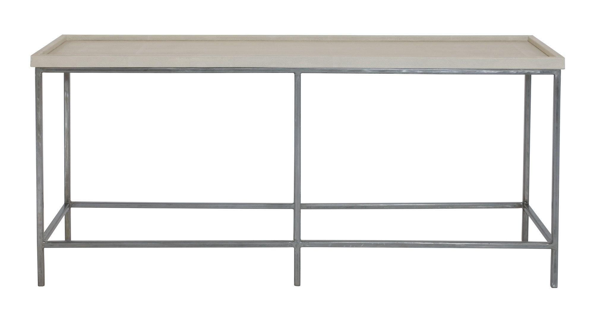348 913 caspian console table bernhardt w 64 d 18 h 30 faux 348 913 caspian console table bernhardt w 64 d 18 h 30 faux shagreen geotapseo Choice Image