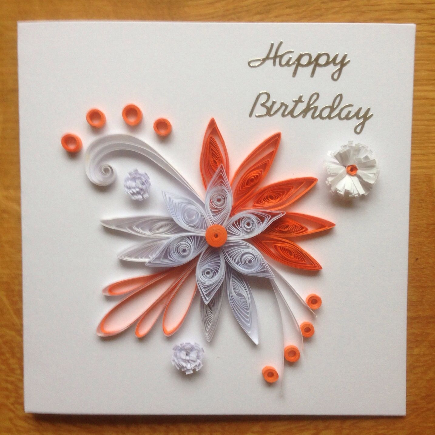 Quilling Birthday 2014 | Quilling | Pinterest | Quilling, Cards and ...