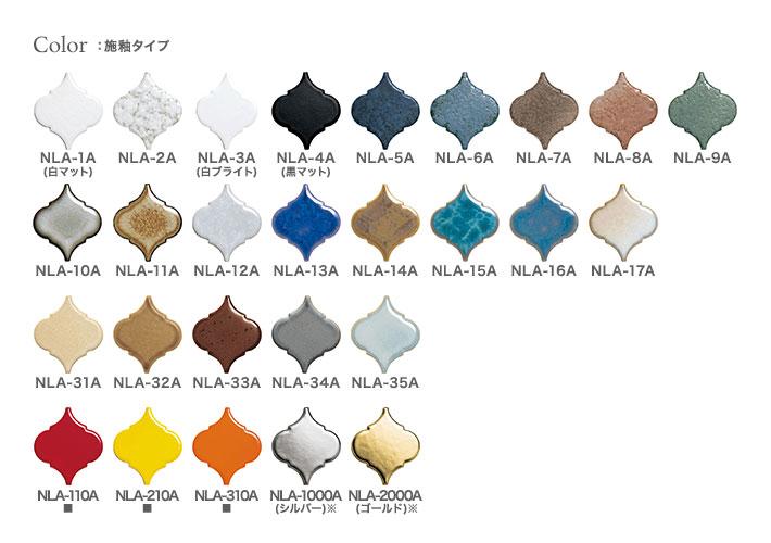 Nla 1a コラベル1 白マット Aパターン紙貼り タイル通販 ボウクス タイルマーケット モザイクタイル パターン 白