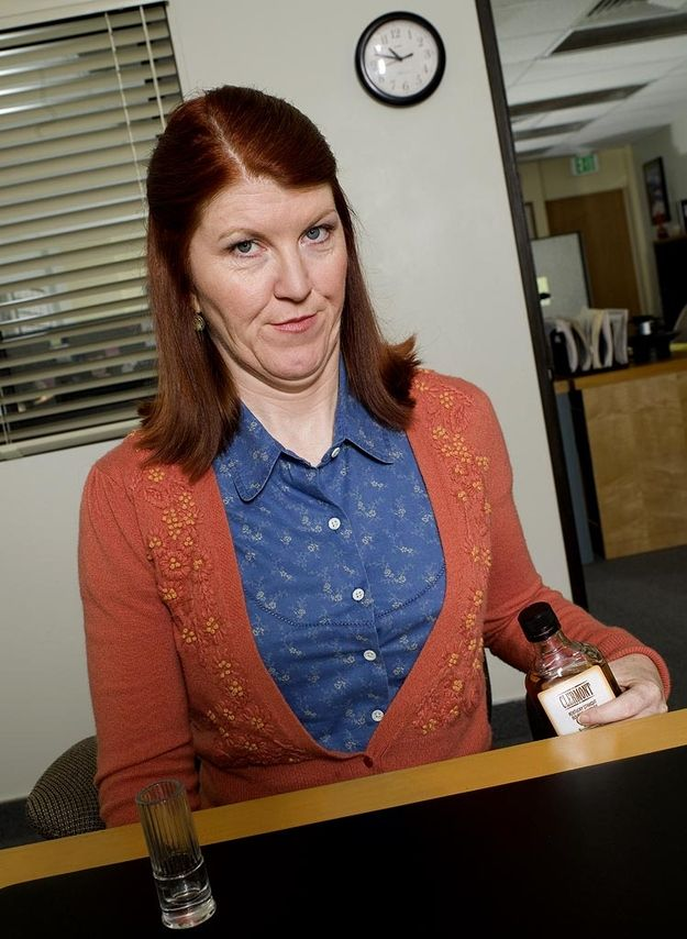 "I got Meredith Palmer! Which Character From ""The Office"" Are You?"