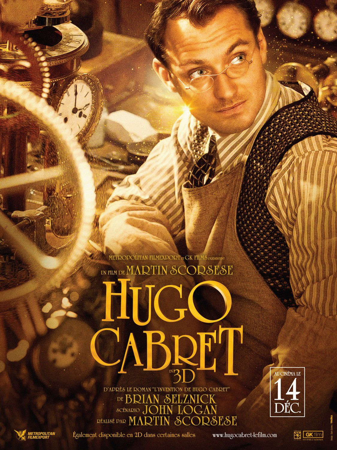 Pin On The Invention Of Hugo Cabret