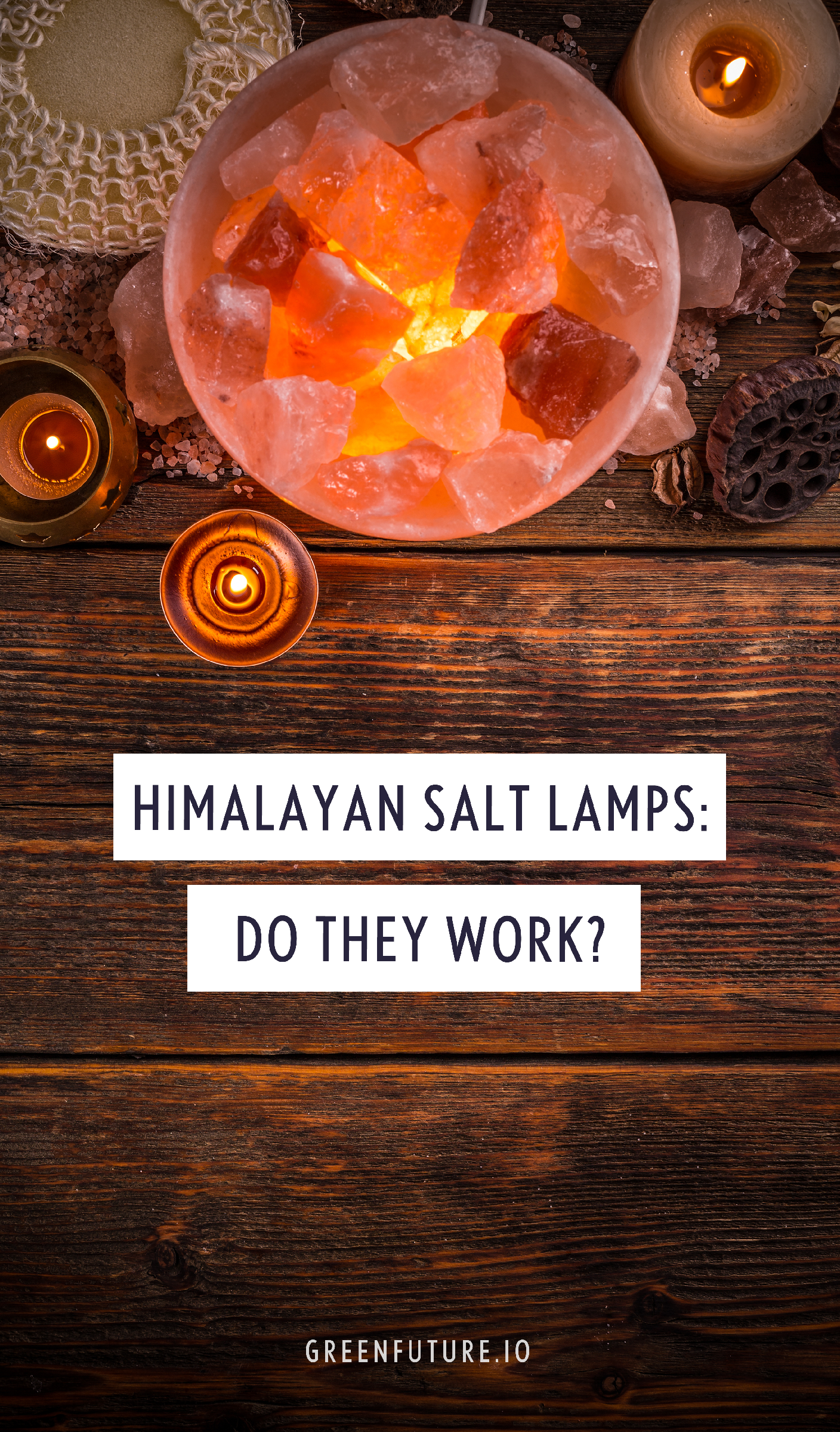 How Does A Himalayan Salt Lamp Work Adorable Do Himalayan Salt Lamps Really Work Here's What I Discovered Design Ideas