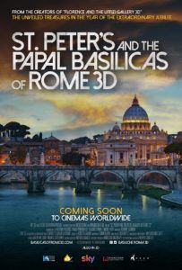 Taideaarteita maailmalta: Rooman kirkot 3D (St Peter's and the Papal Basilicas of Rome – 3D)