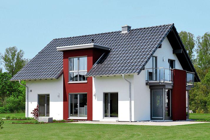 Das Aveo Muster In Frankenberg Bietet Mit 188 Qm Wohnflache Mehr Wohnkomfort Als Ein Gewohnliches Einfamilienhaus Haus Haus Architektur Haus Bauen