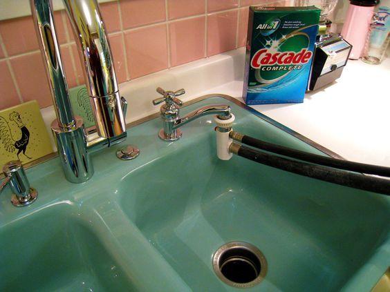 Alternative Hook Up For Portable Dishwashers Portable Dishwasher