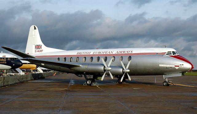 British European Airways Flight 142